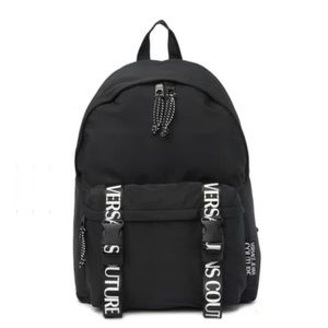 Versace Jeans Logo Tape Backpack